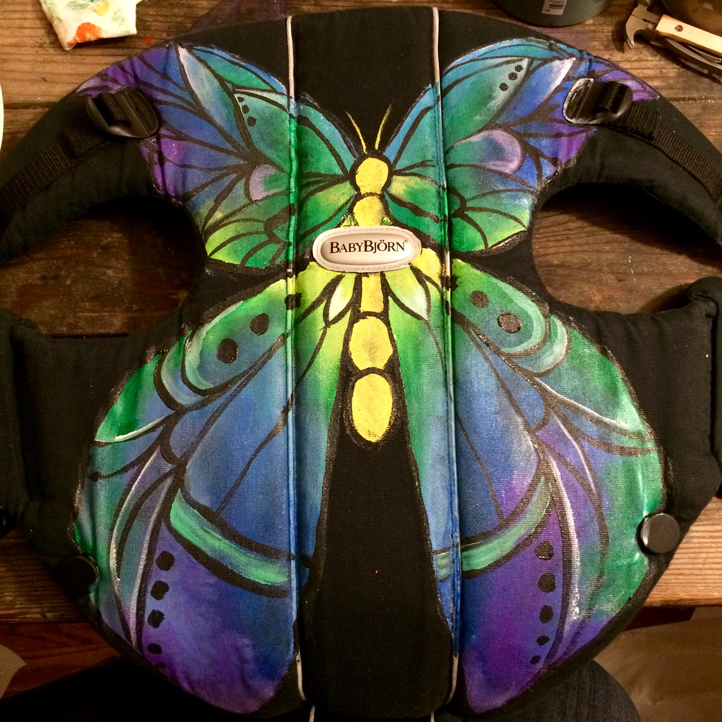 Butterfly Baby Carrier