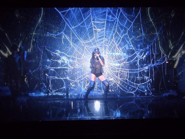 Glam Spiderweb