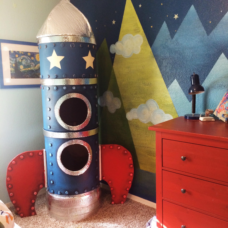 Henry's Rocket!