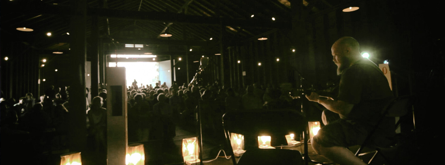 Copy of A packed Shaker barn for the guitar contest!