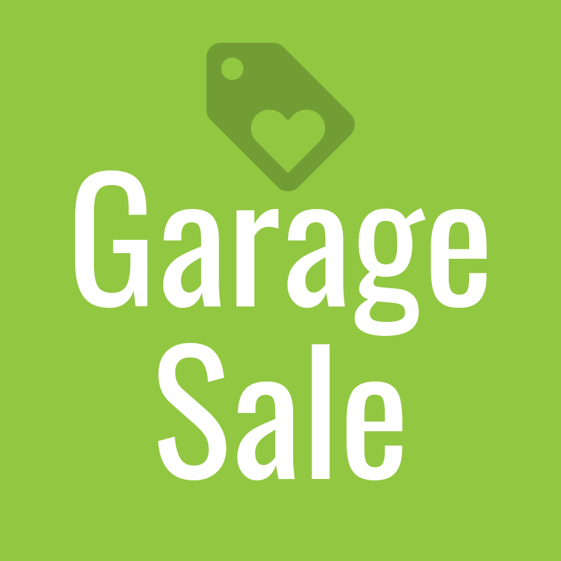 Garage Sale Phone Out — Grace United Church