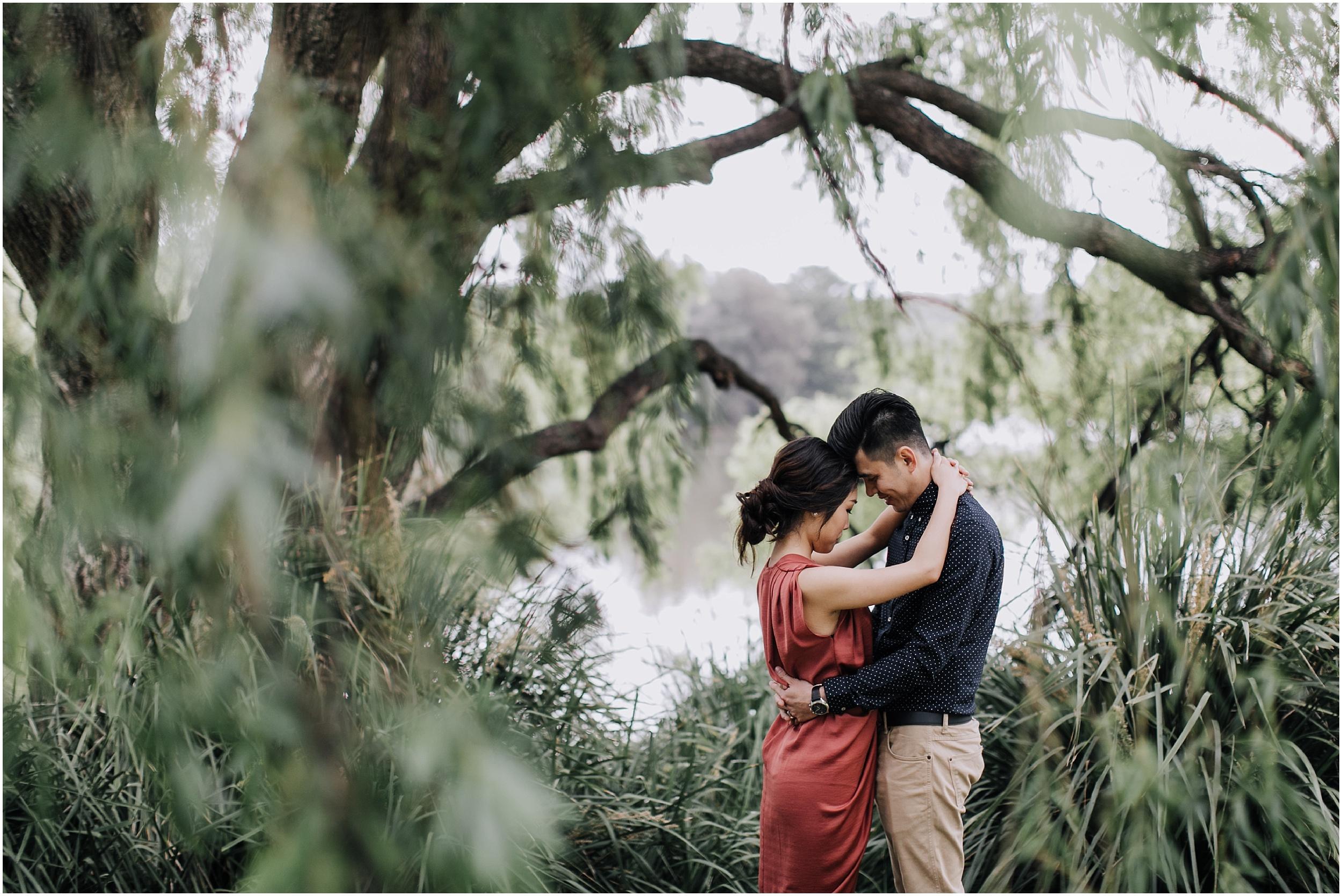 Sydney Centennial Park Pre-Wedding 4
