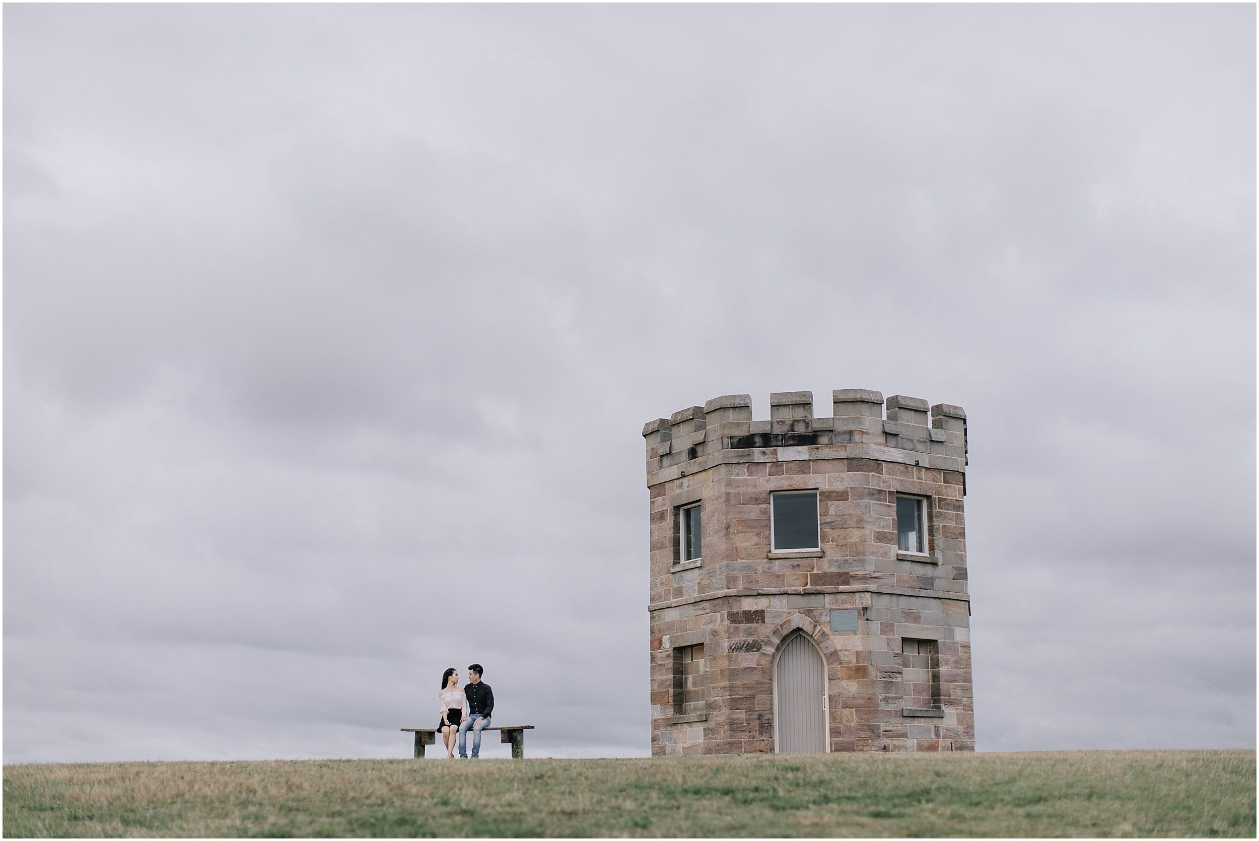 Sydney Pre-Wedding Engagement Photos La Perouse