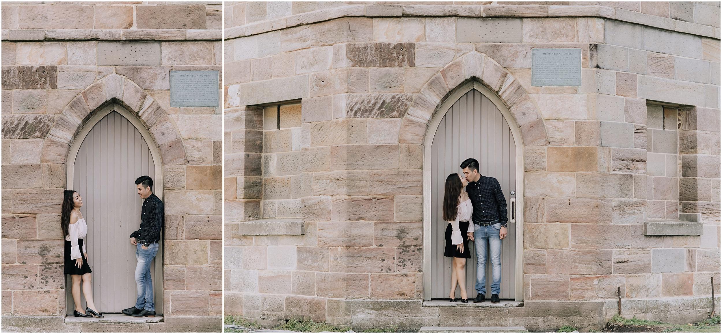 Sydney Pre-Wedding Engagement Photos La Perouse 2