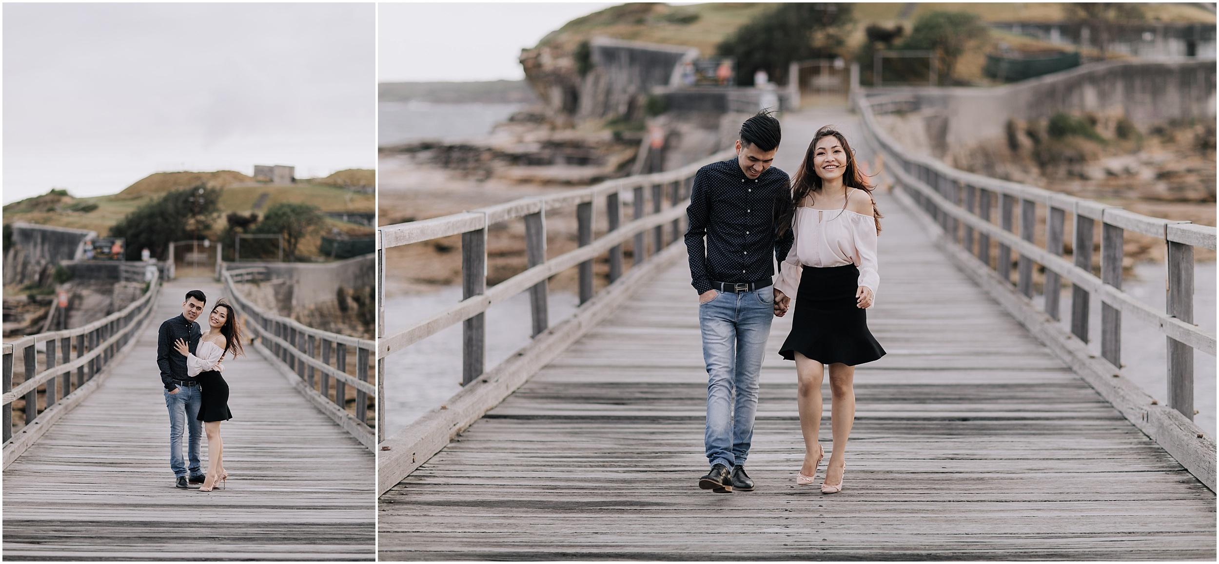 Sydney Pre-Wedding Engagement Photos La Perouse 6