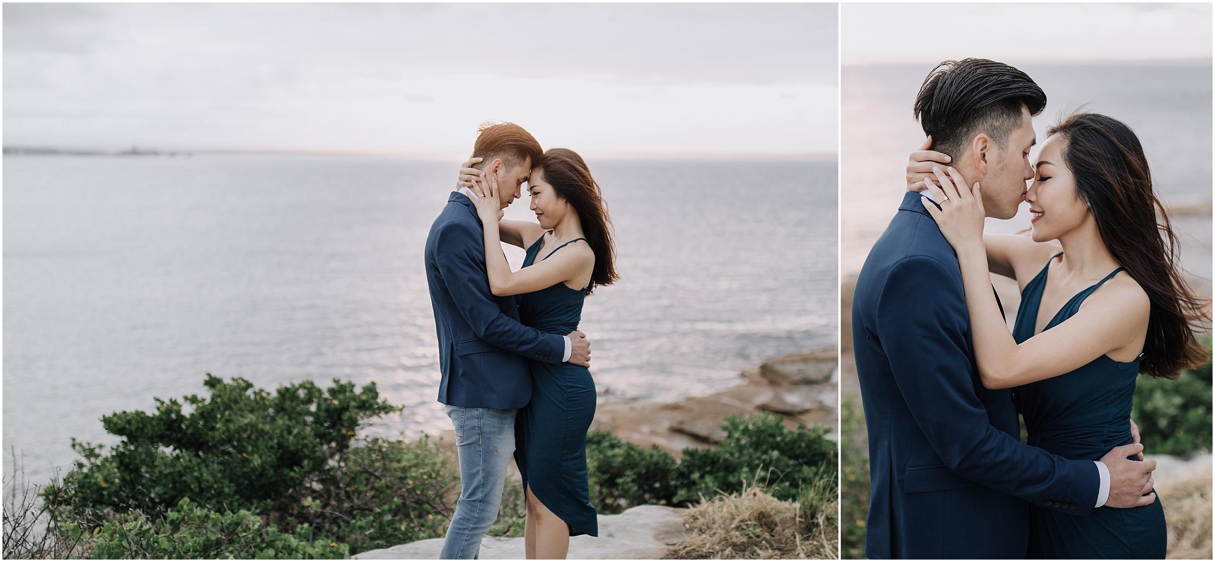 Sydney Pre-Wedding Engagement Photos La Perouse 7