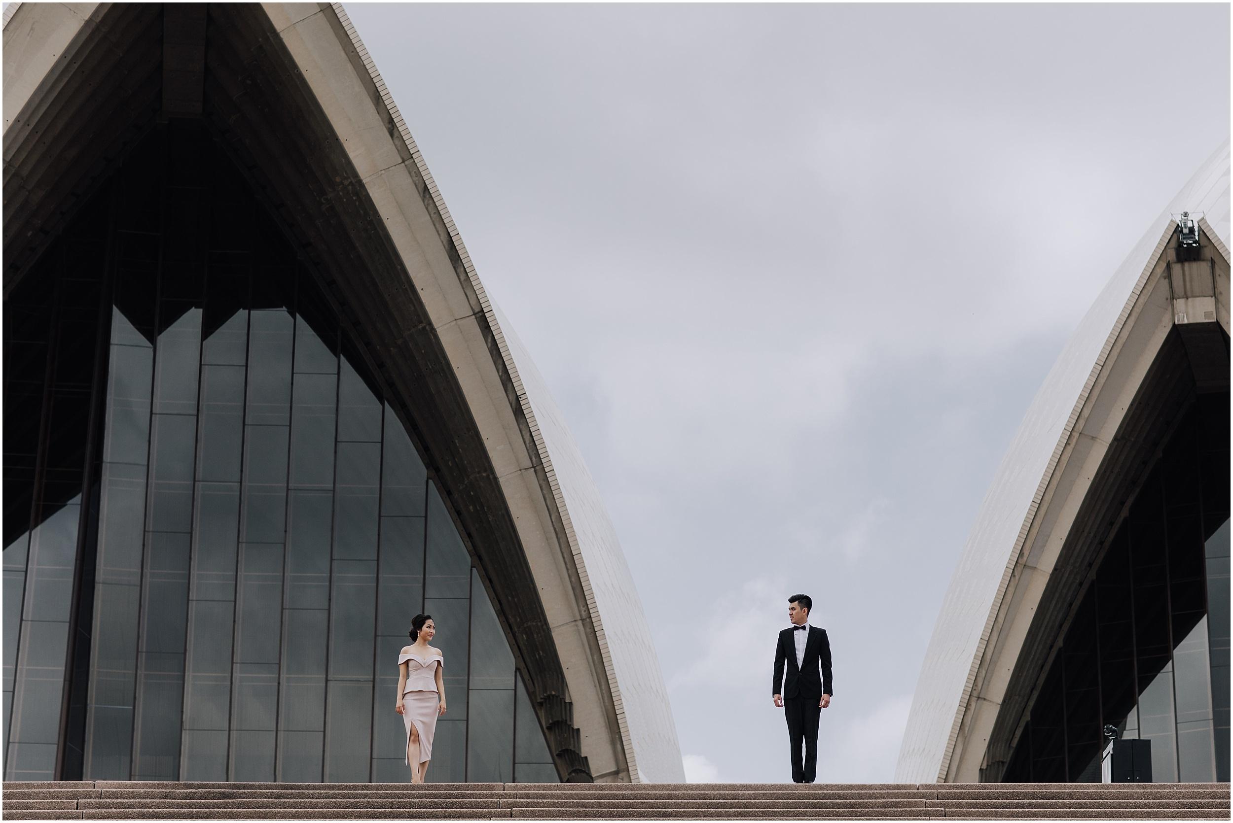 Sydney Pre-Wedding Opera House
