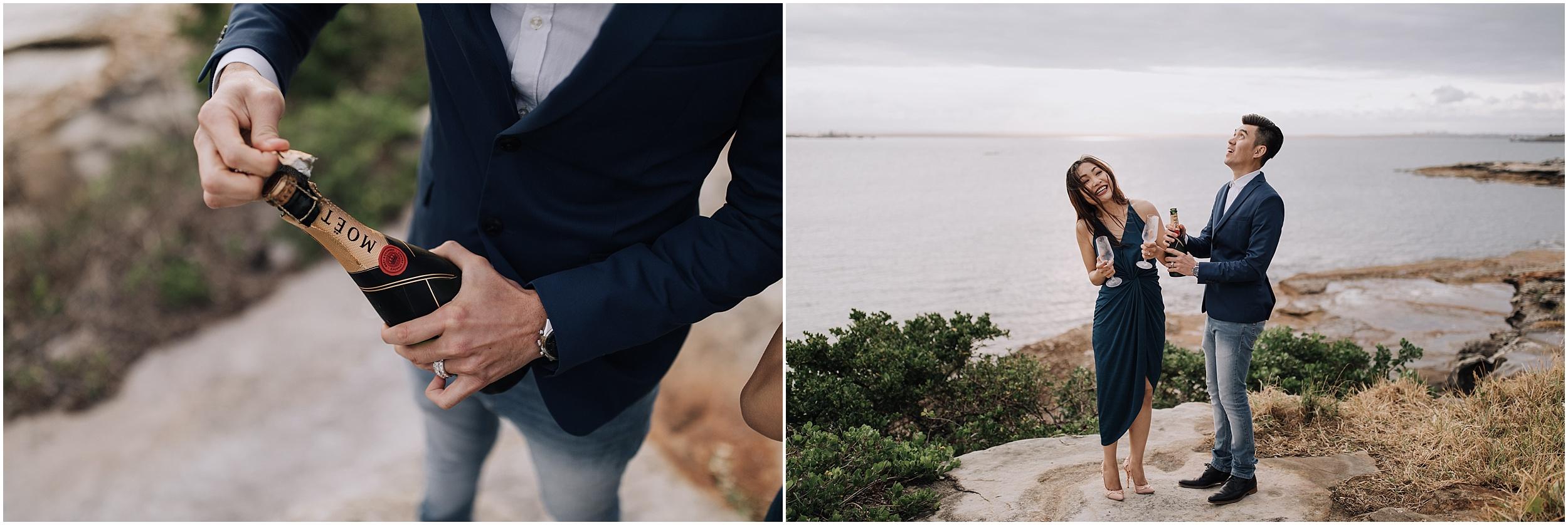 Sydney Pre-Wedding Engagement Photos La Perouse 17