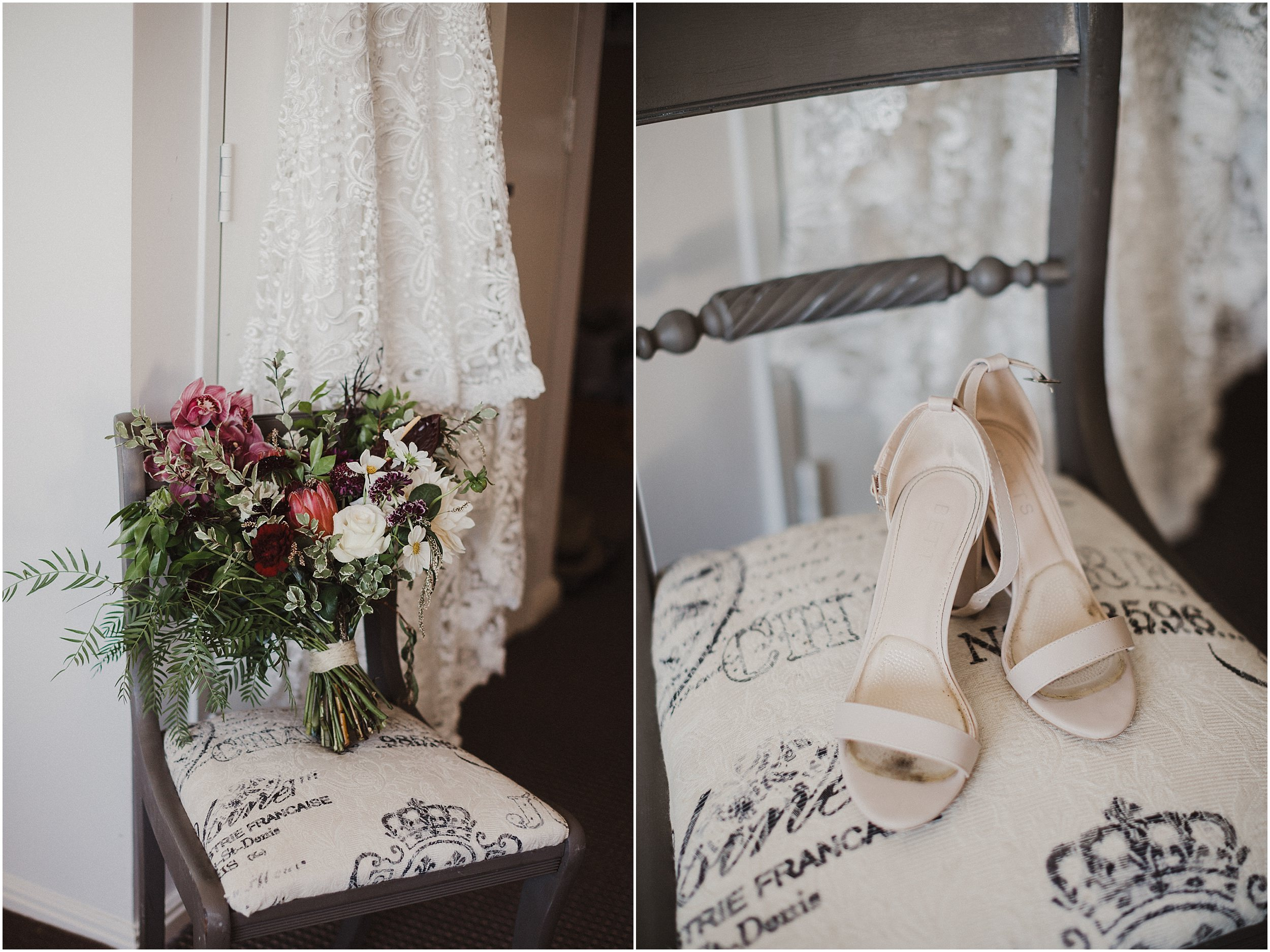 Sydney Wedding bridal details