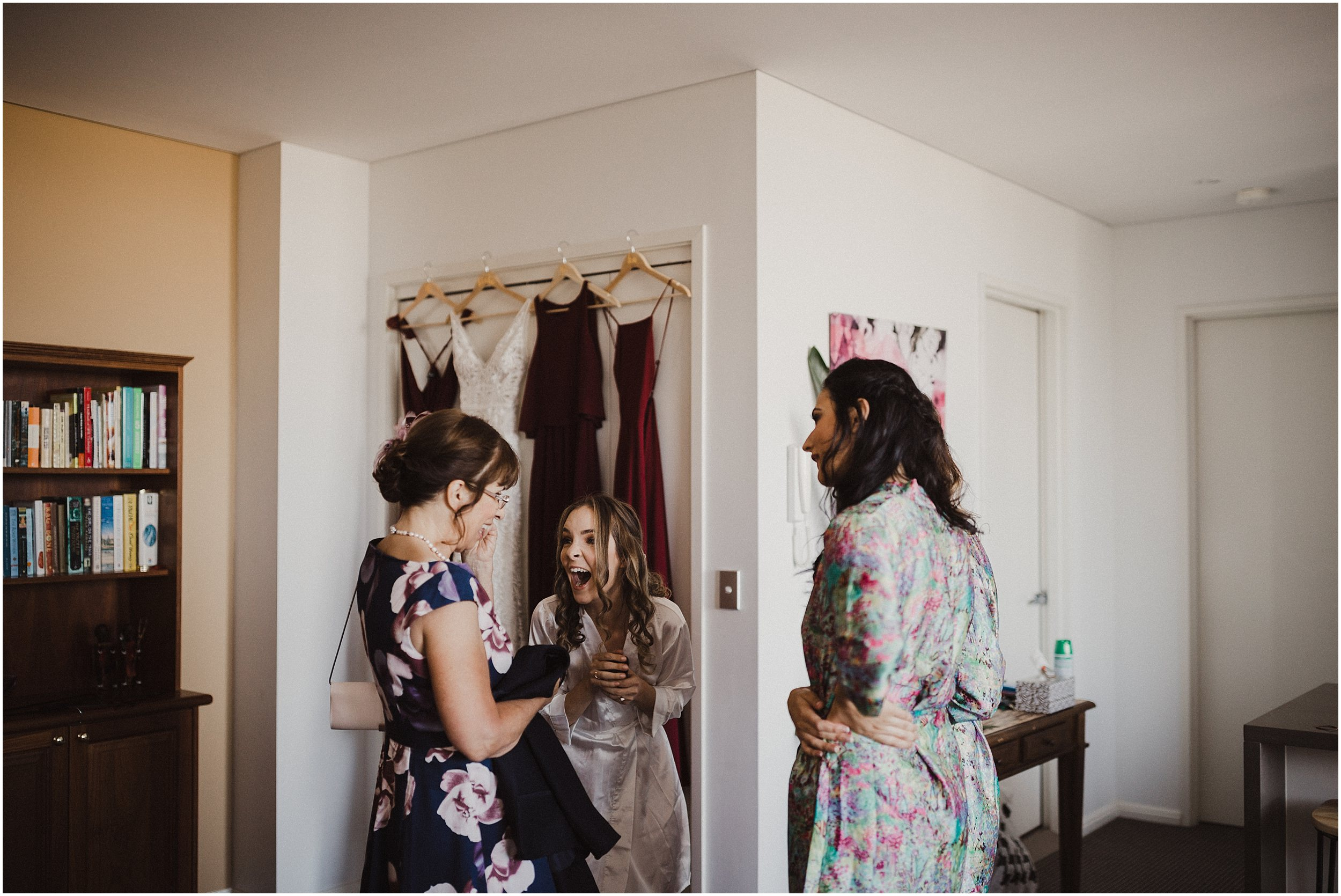 Sydney Wedding - Tiffany & Co gift