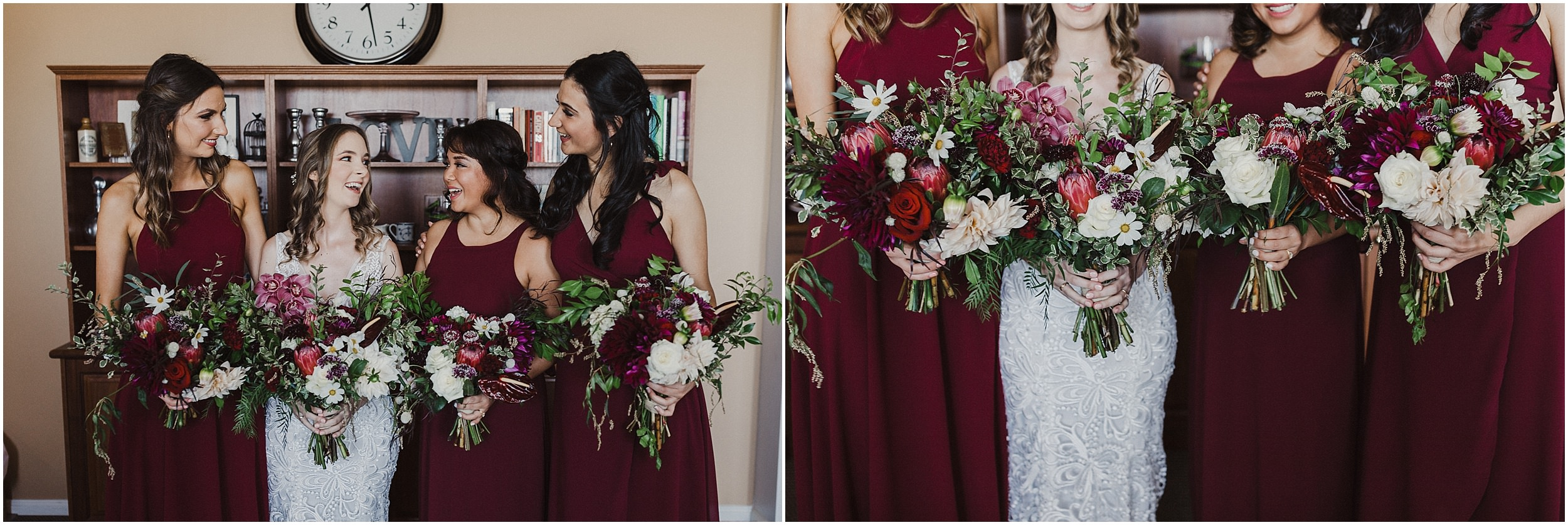 Sydney Wedding - Bride with Bridesmaids