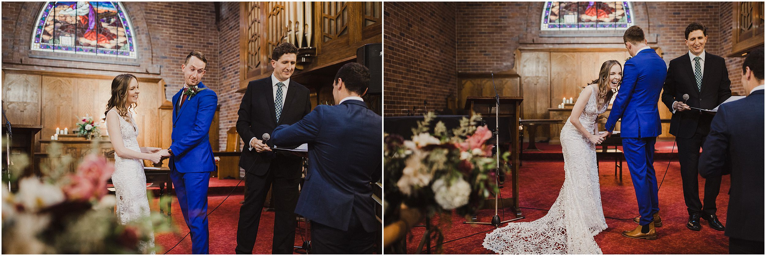 Sydney Wedding Ceremony - Northbridge Anglican