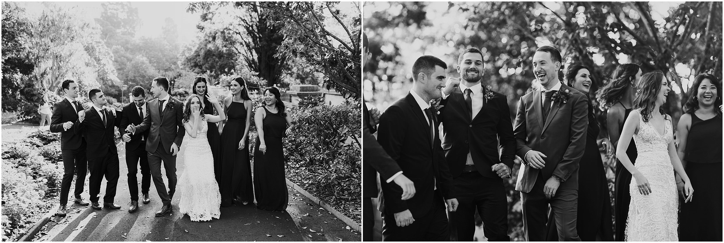 Wedding Portraits Royal Botanical Gardens Sydney