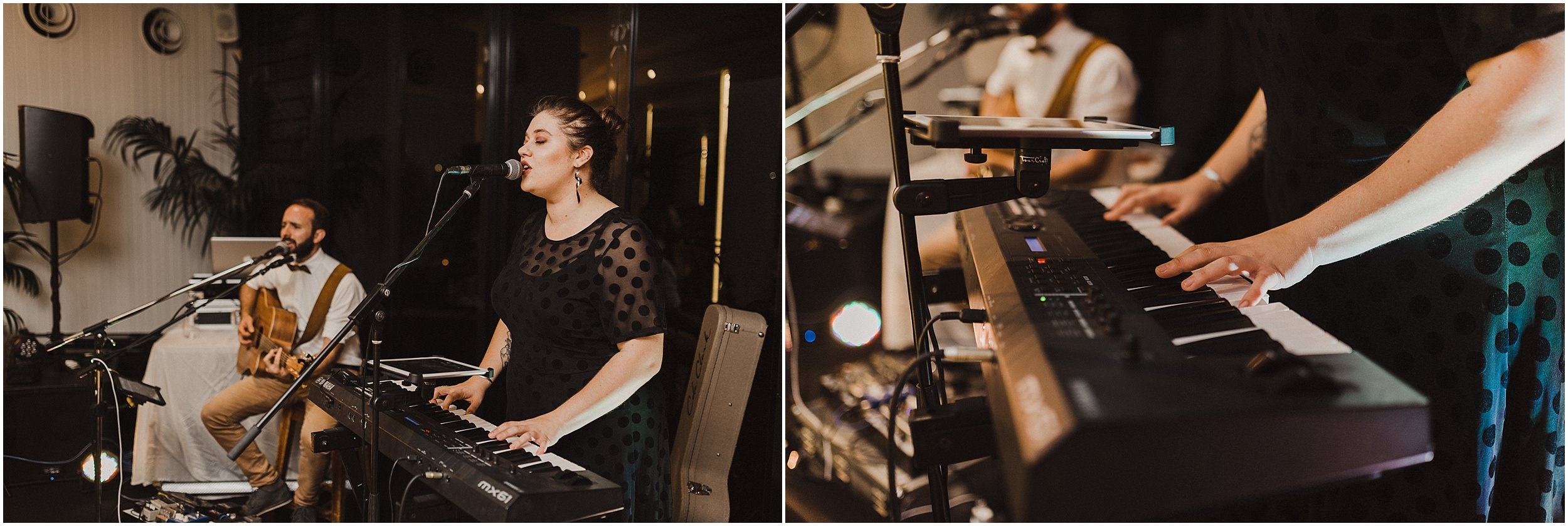 Duke Music Sydney Wedding Reception