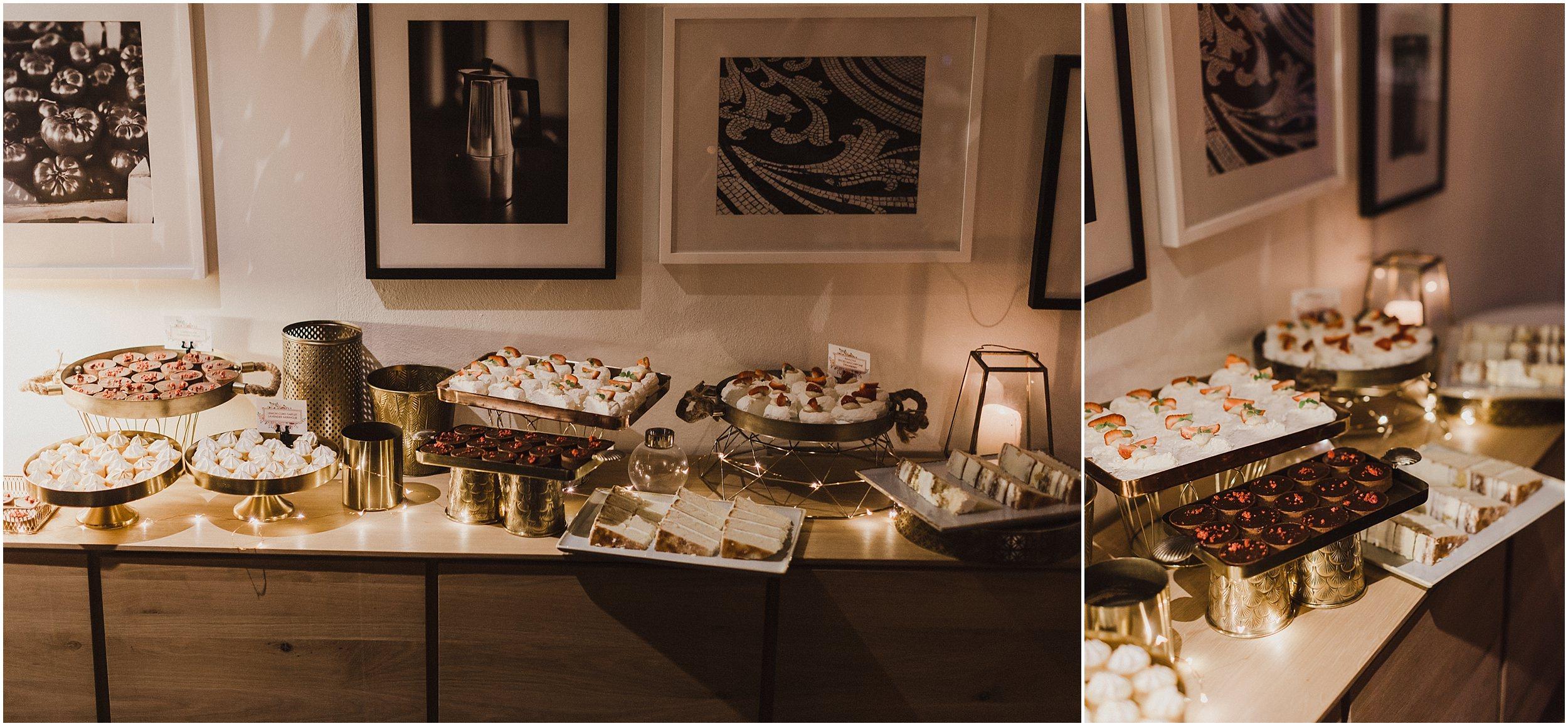 Pavilion Restaurant Wedding Reception