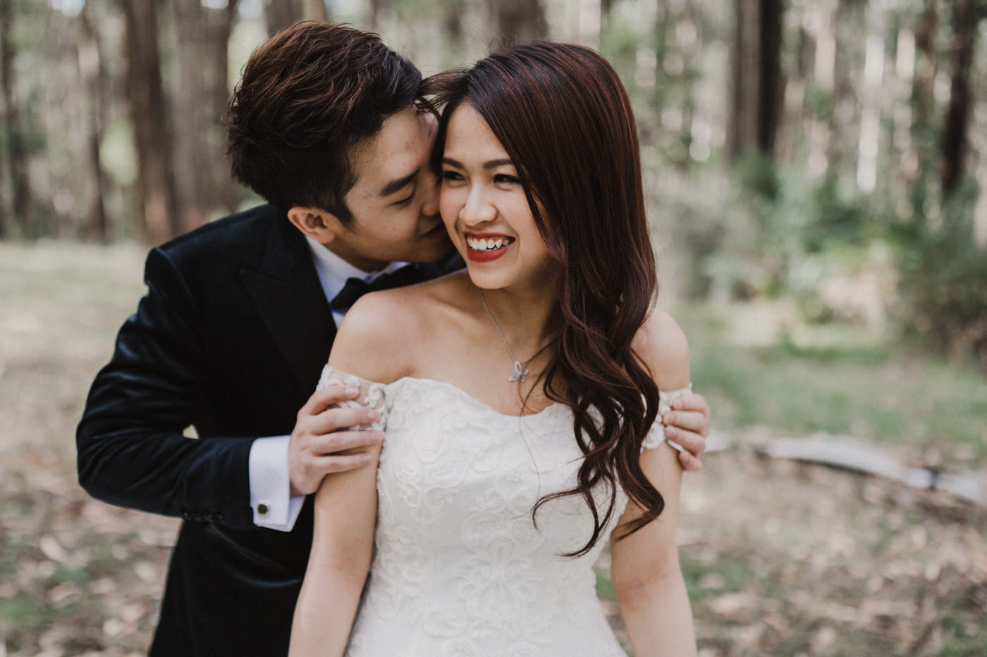"""We looked at several photographers from Malaysia and Australia, and choosing Russ was the best wedding decision we've made. - KRYSTLE + ELISHA - MALAYSIA"