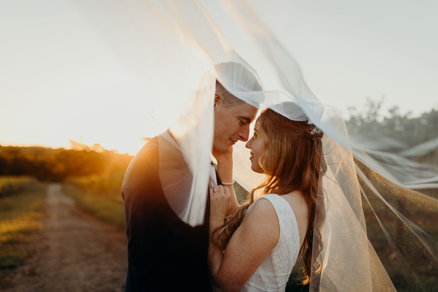 Friends said they are the most beautiful wedding photos they've seen! He'll make the awkwardness of bridal portraits anything but and create magic. - KAYLA + JOSH - BOWRAL, AU