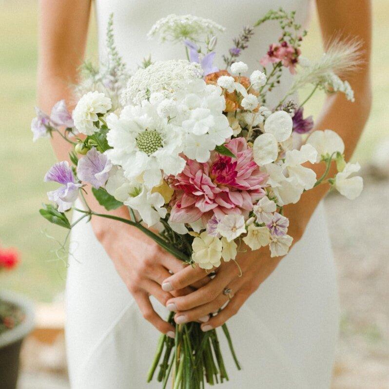 Wholesale Flowers For Weddings Events: Bellingham, WA Flower Farm & Florist