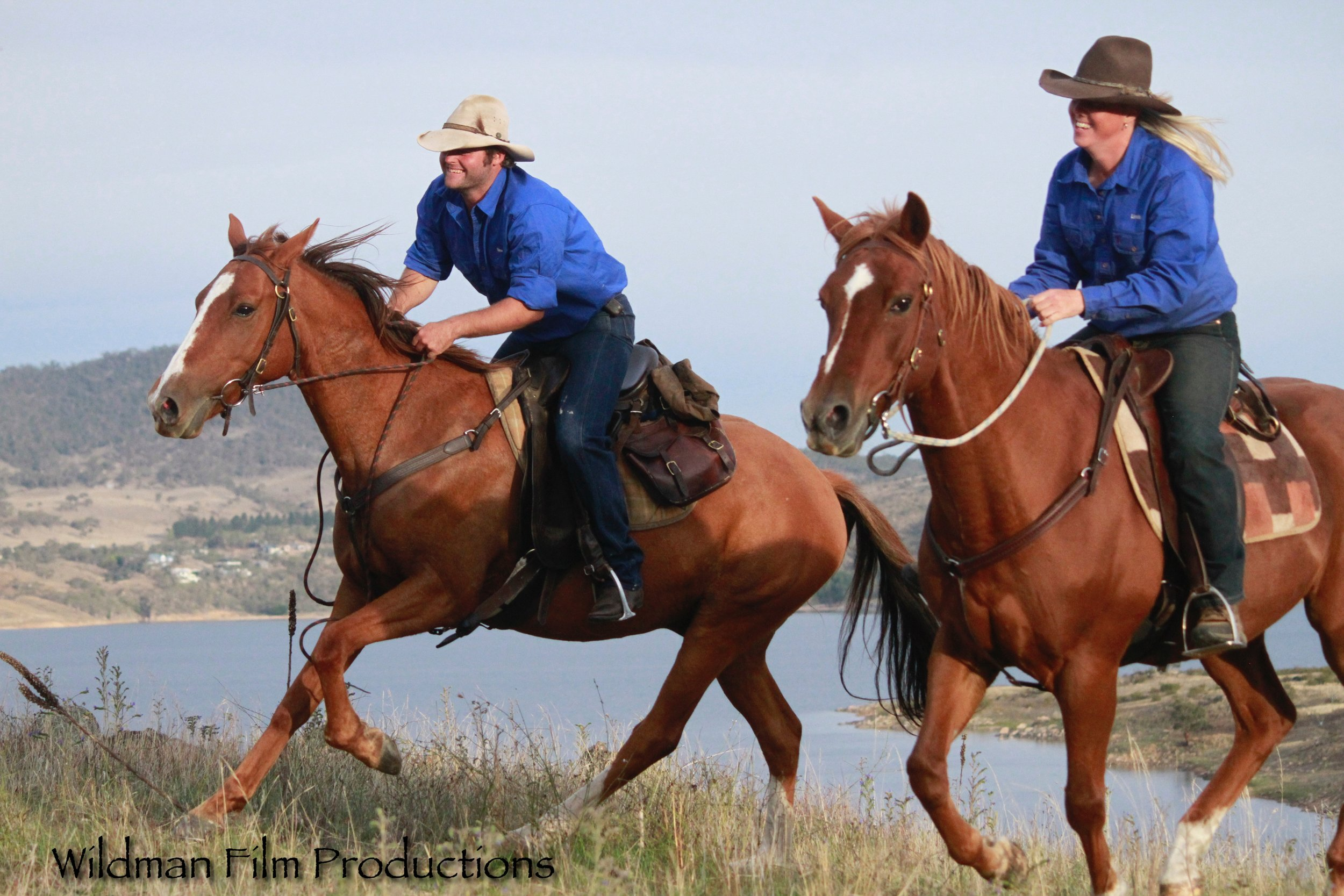 Summon your inner Western side, and enjoy two hours of horse riding!