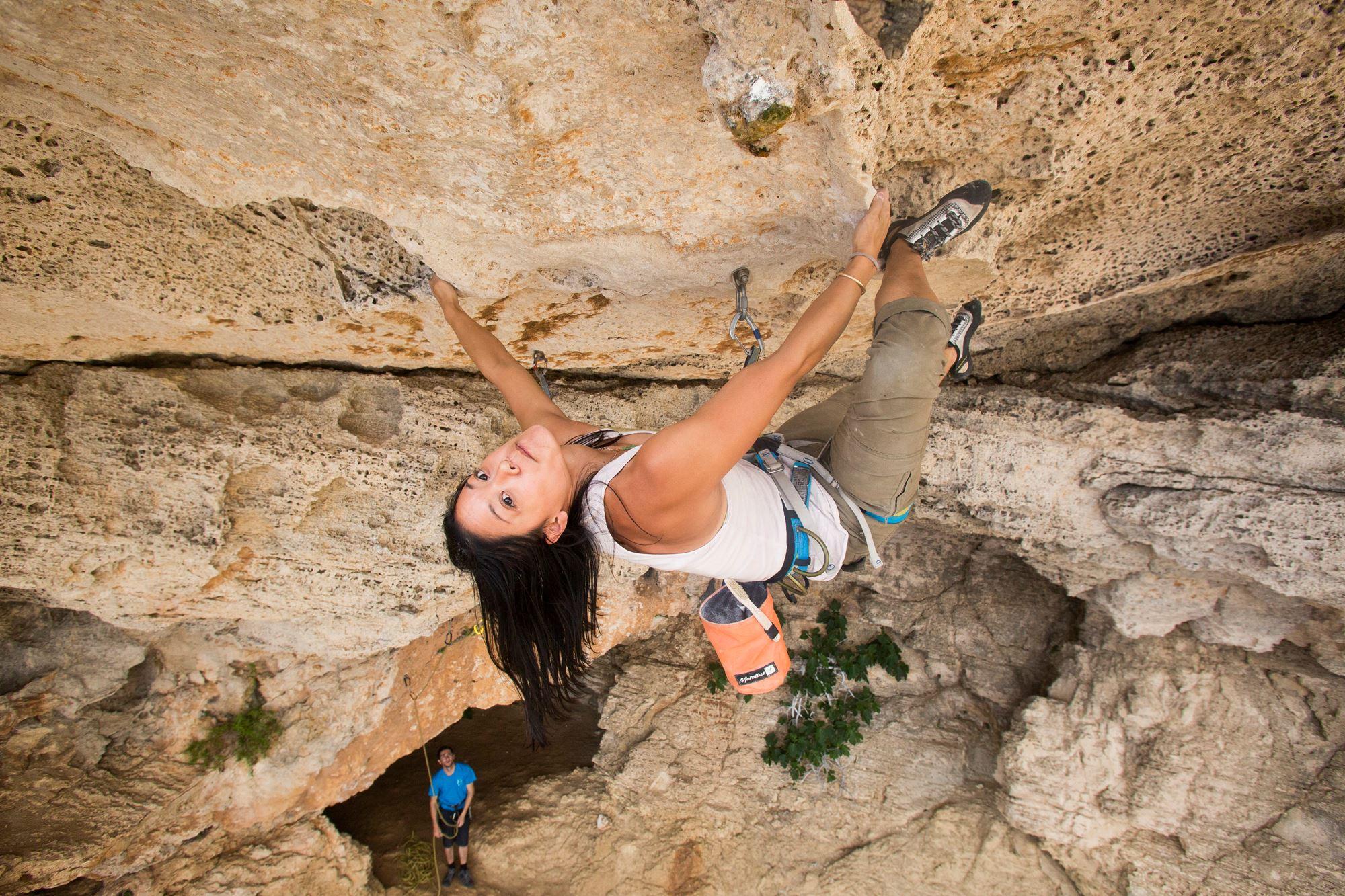 Inigo Taylor Climbing Photography