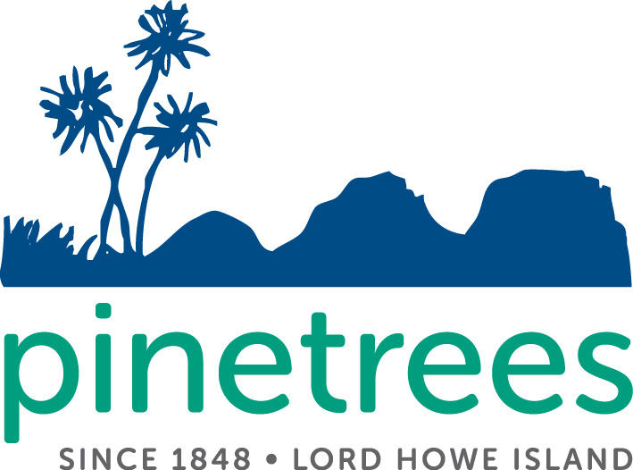 Copy of Pinetrees Since 1848 Lord Howe Island
