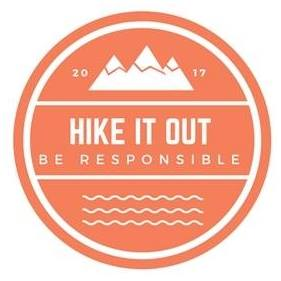 Copy of Hike It Out Be Responsible