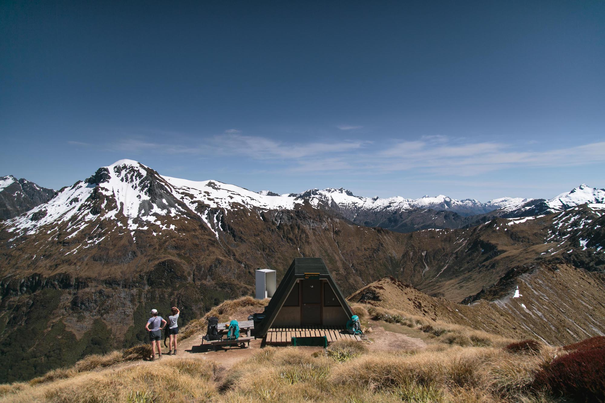 Hanging Valley Shelter