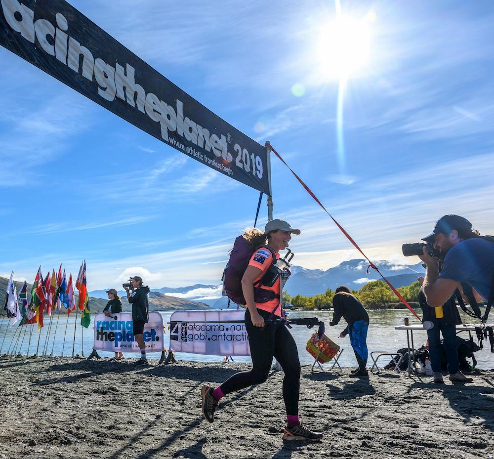 Racing the Planet New Zealand 2019 - the finish line