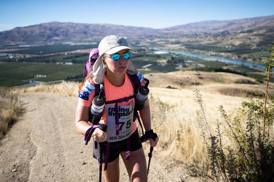 Racing the Planet New Zealand 2019 - Sarah Josephsen