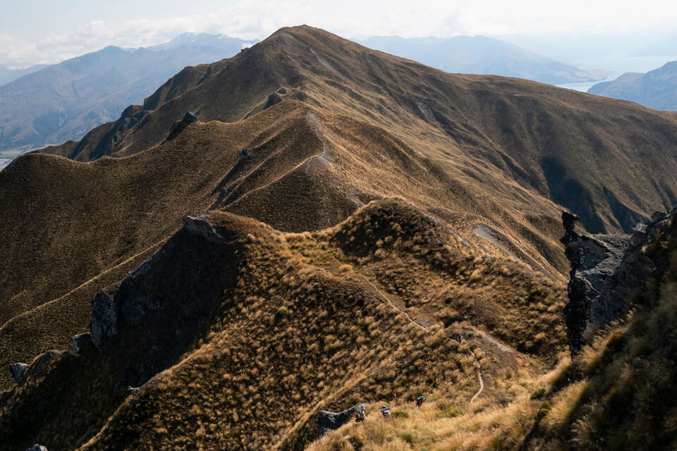 Racing the Planet 2019 New Zealand - Southern Alps views