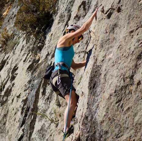 Joey lead climbing - Joey Holmes.jpg