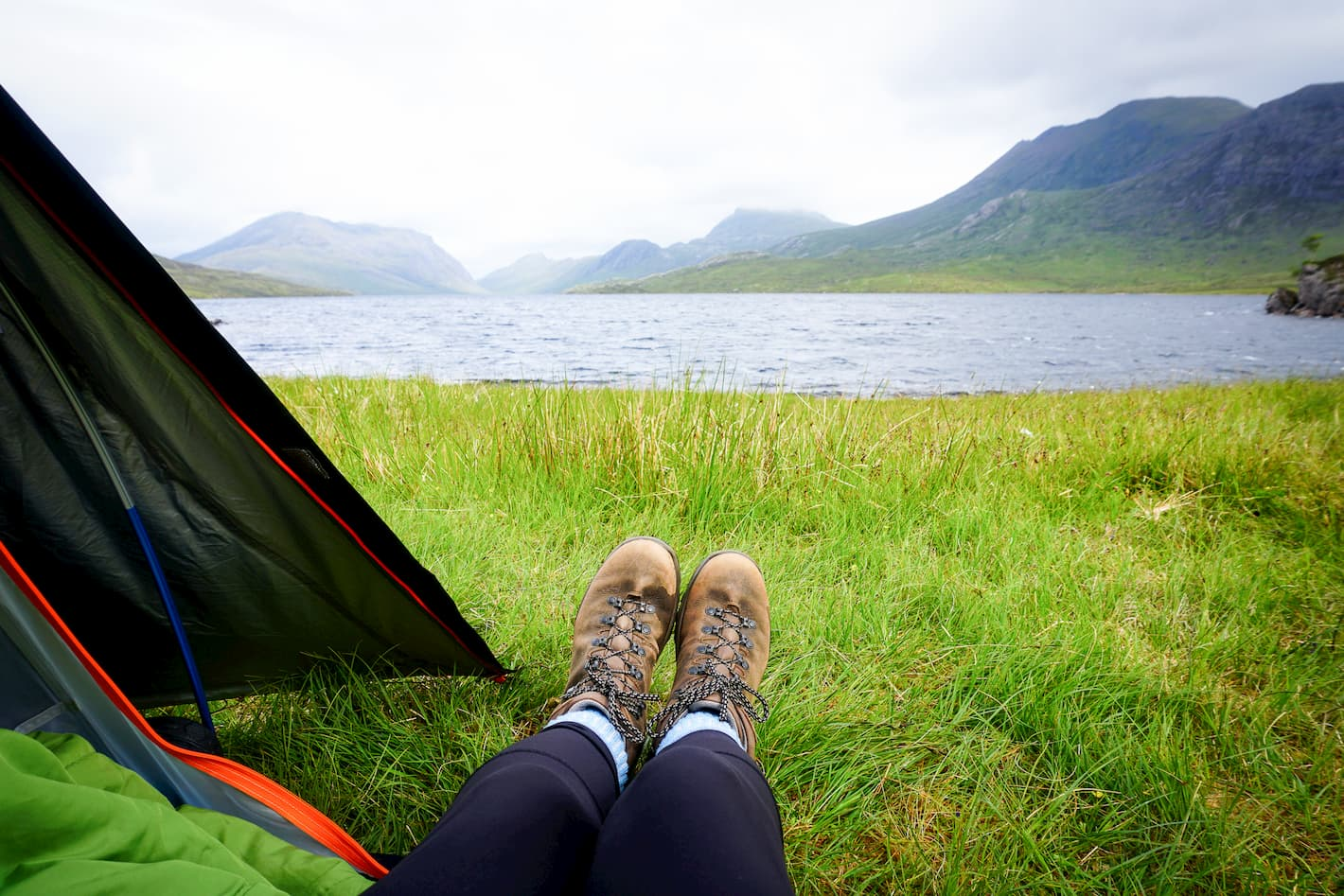 Wild camping next to Lochan Fada, in the Great Wilderness.jpg