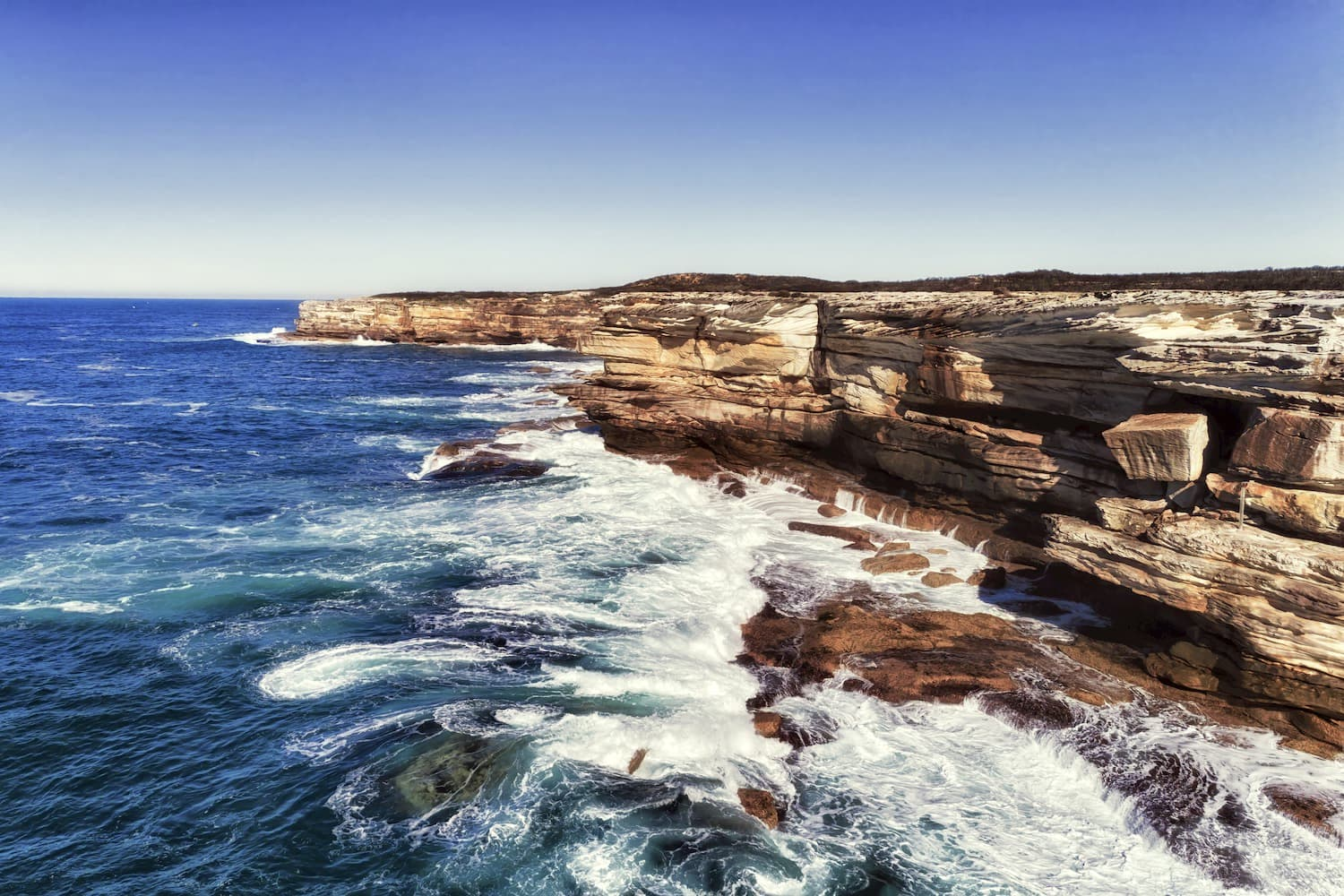 View from Cape Solander, Kamay Botany Bay National Park. Image Source: Adobe Stock