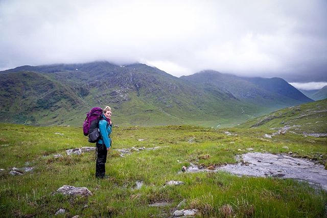 "In May 2018, @wayfaringkiwi11 became the first solo female to complete the Scottish National Trail, one of Britain's toughest hikes! Common advice says you can complete this Trail in 5 weeks but we all know Scottish weather is unpredictable...Two weeks padding will give you time for contingencies. Plus, as Yvette says, ""this hike really allows you to connect with yourself and the land, so take it slow and enjoy it, absorb as much of the experience as you can."" For more advice straight from the Kiwi's mouth, head over to the #shewentwild blog"