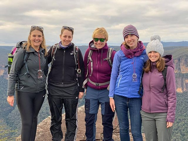"Over the weekend, we had another group of women do a special 1-day Wilderness Navigation workshop with the @aus_school_of_mountaineering.  This workshop, held in the Blue Mountains, teaches you how to read a topo map and use a compass. ""We had a fantastic day! It was a brilliant introductory course."" Next course dates: 17 August - 6 spots left! 21 September #shewentwild 📸 @_constantly_curious_"