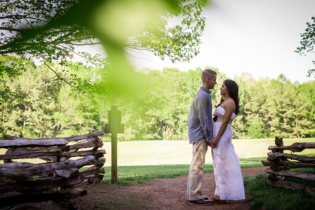 Kennesaw Mountain Engagement Session 5