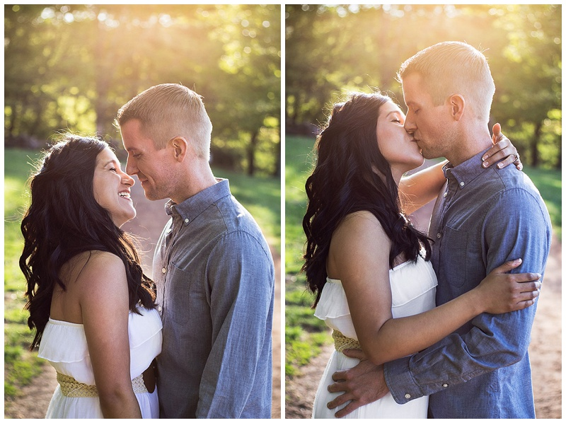 Kennesaw Mountain Engagement Session 8