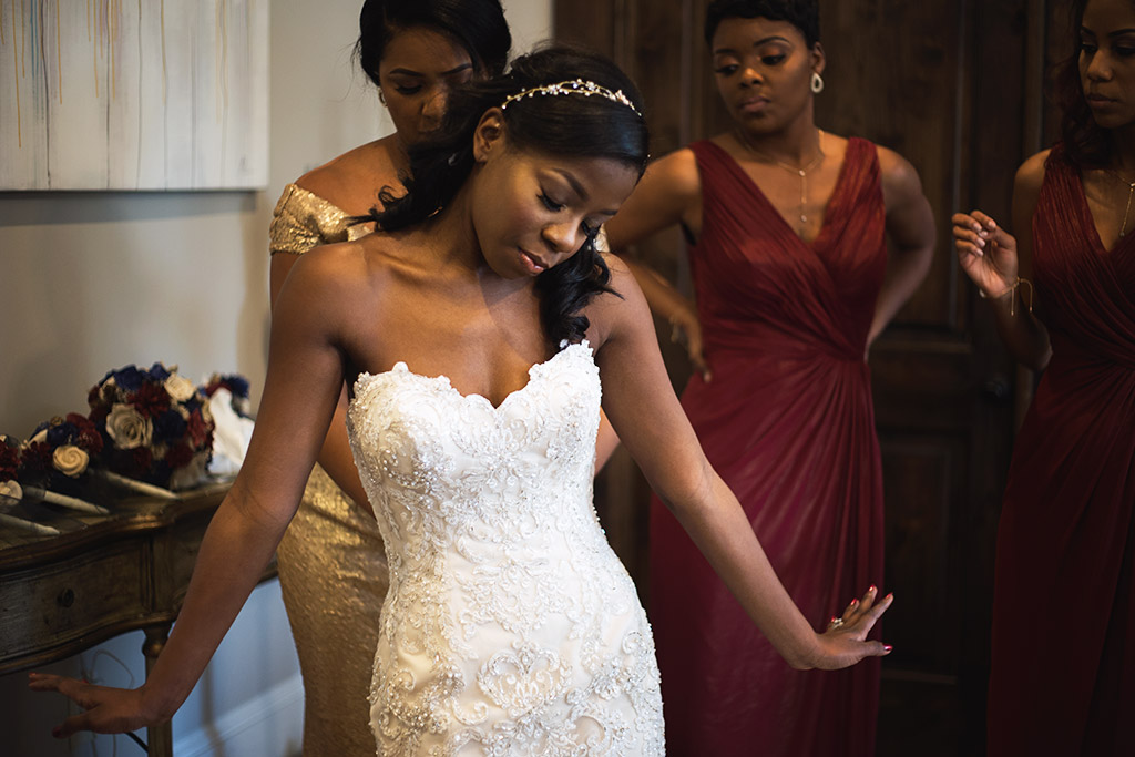 Atlanta wedding at Foxhall Resort and Sporting Club by Chanel G. Photography 16