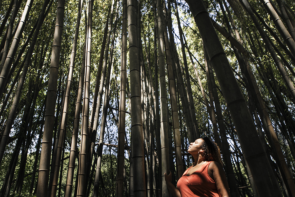Exploring_bamboo_forest_in_East_Palisades_Trail_by_Atlant_photographer_Chanel_French_5