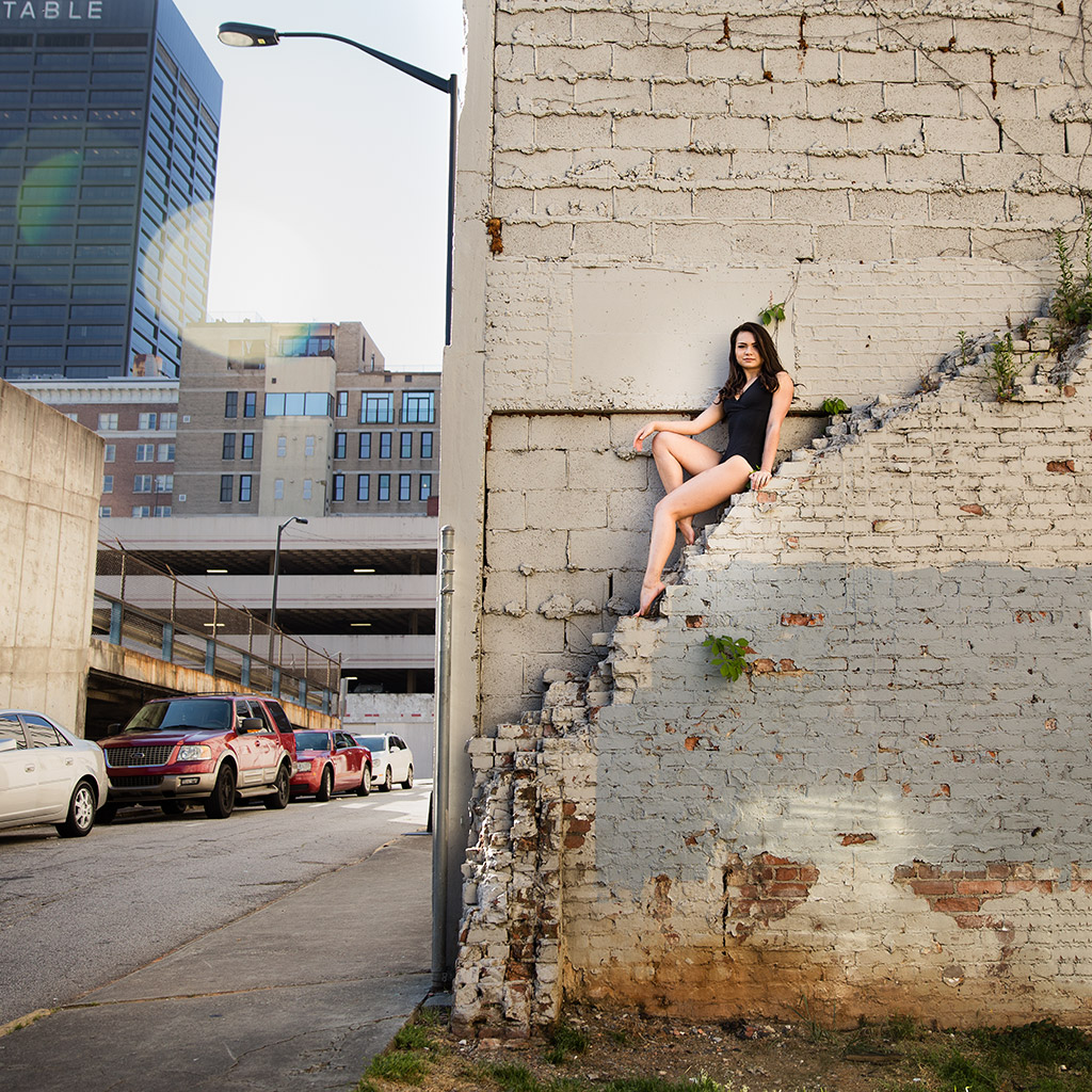 Downtown-Atlanta-ballerina-Kari-Twyman-artistic-portraiture-by-photographer-Chanel-French