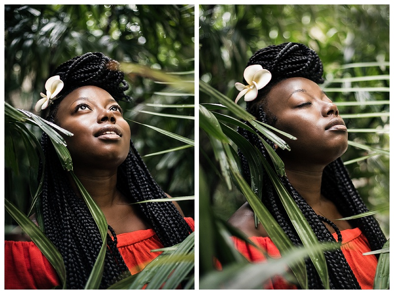 Hawaii-portrait-mini-session-African-American-woman-with-braids-1