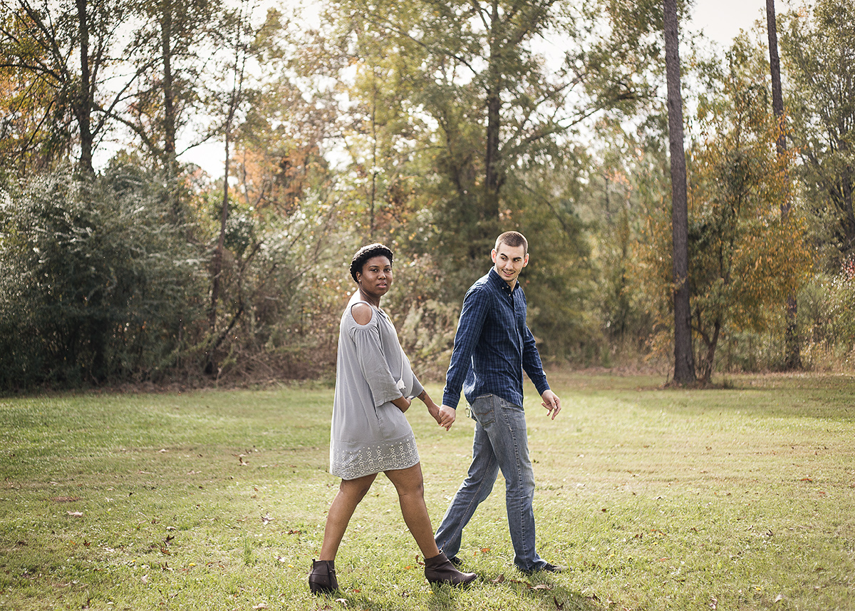 Atlanta-maternity-photoshoot-interracial-couple-in-blue-dress-by-Marietta-photographer-Chanel-French-01