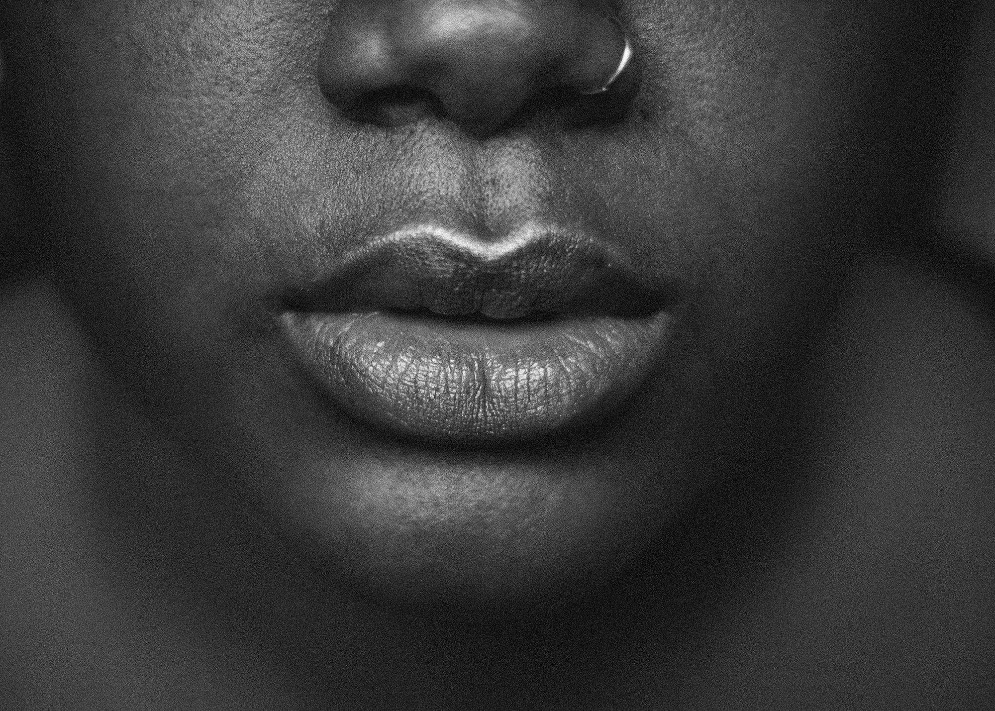 Black-women-lips-by-Atlanta-photographer-Chanel-French