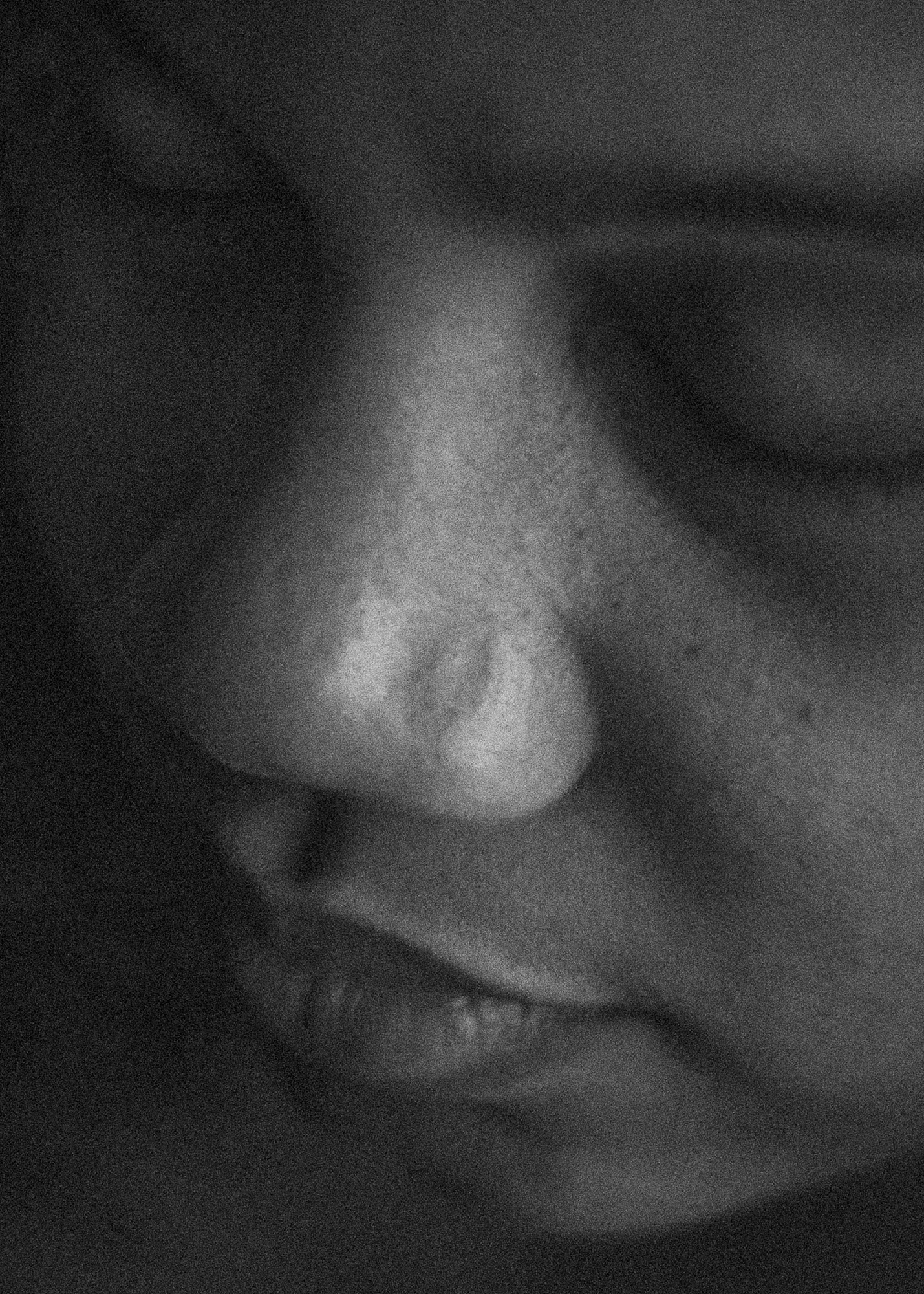 Black-womans-nose-by-Atlanta-photographer-Chanel-French