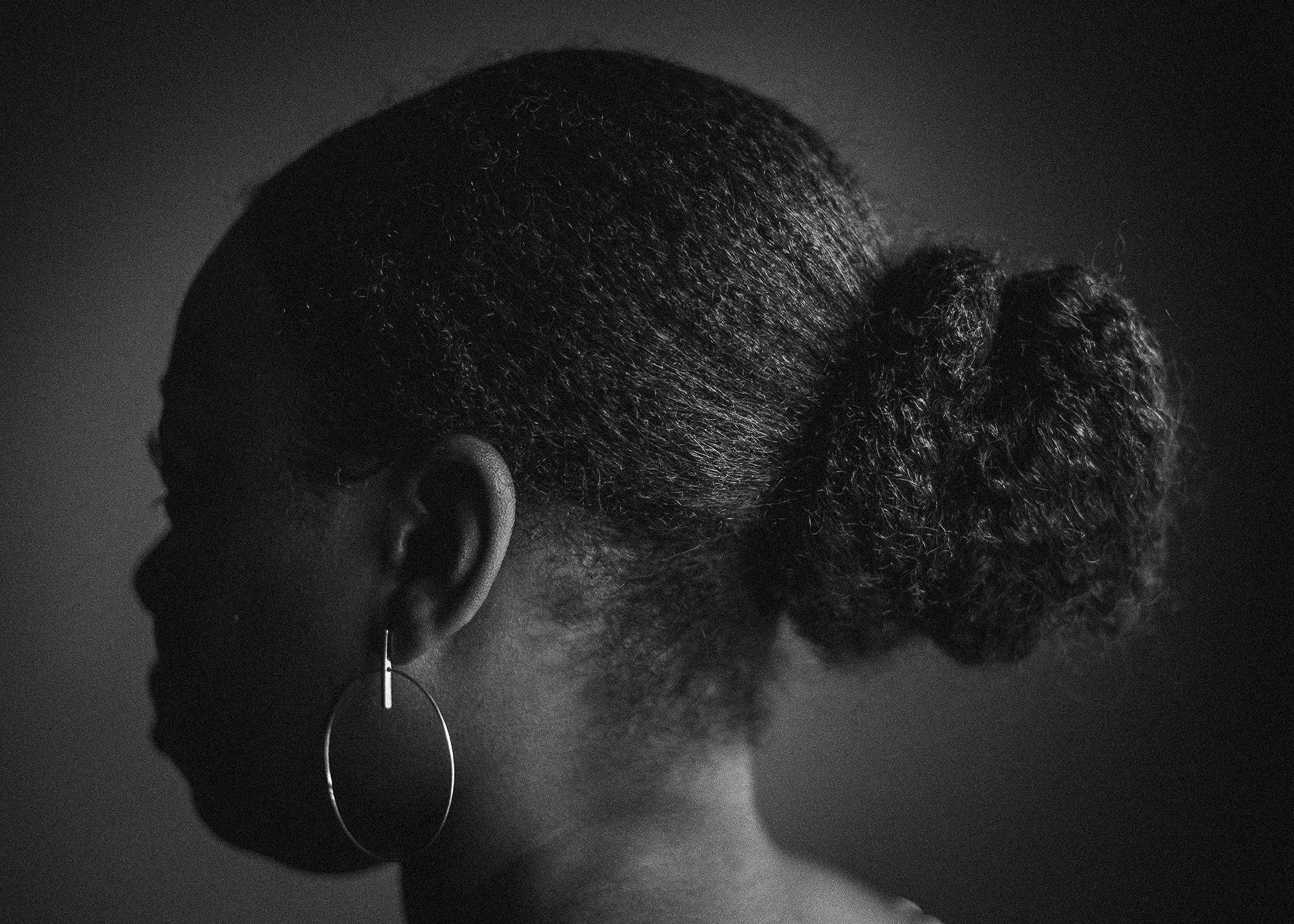 Black-womans-natural-hair-bun-by-Atlanta-photographer-Chanel-French