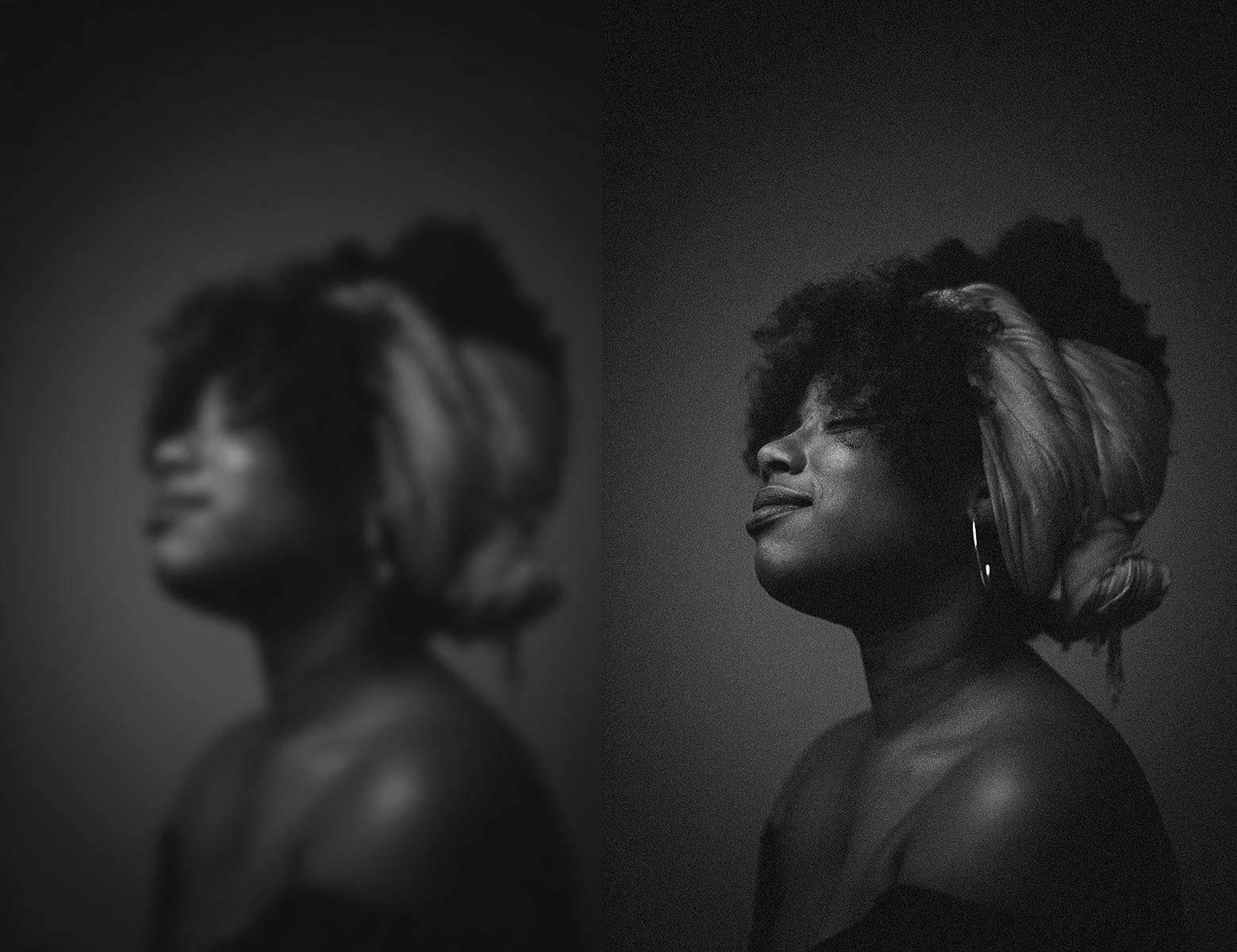 Black-woman-portrait-with-headwrap-by-Atlanta-portrait-photographer-Chanel-French