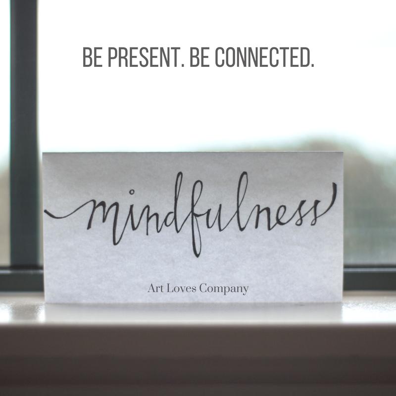 Practice Mindfulness.
