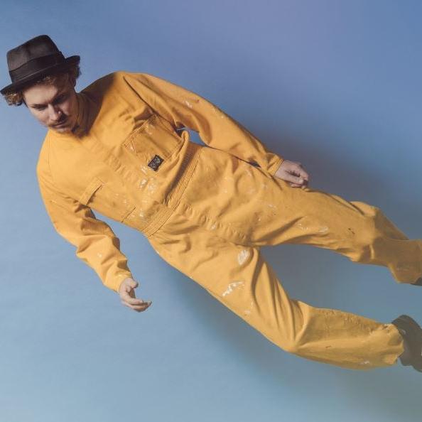 Daniel O'Toole  |  Captain Earwax  Musician. Producer. Artist.