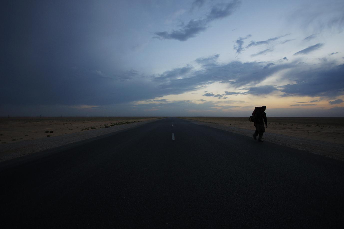 Arjun on the Steppe