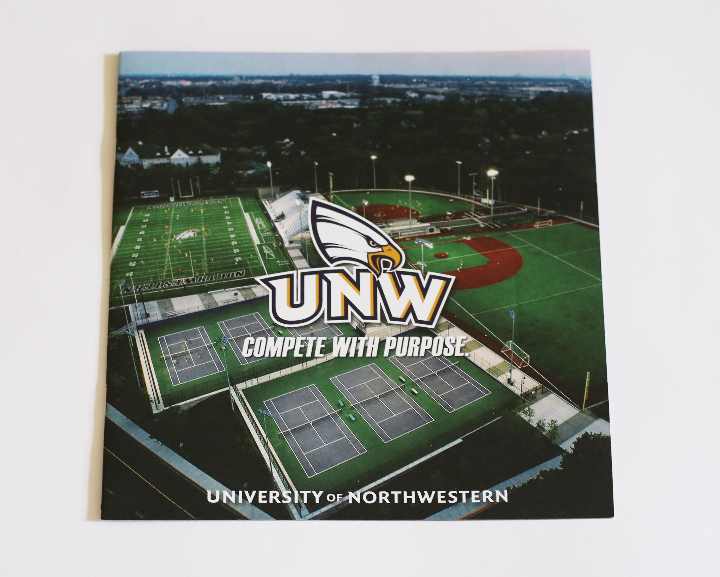 UNW Athletics Viewbook
